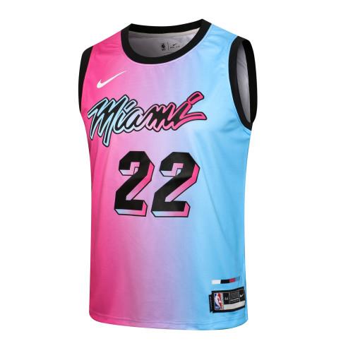 Jimmy Butler Miami Heat 2020/21 Swingman Jersey