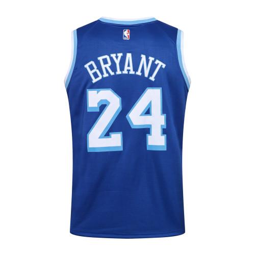 Kobe Bryant Los Angeles Lakers 2020/21 Swingman Jersey - Blue