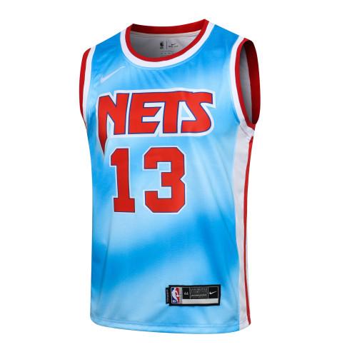 James Harden Brooklyn Nets 2020/21 Swingman Jersey - Blue