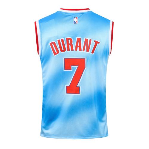Kevin Durant Brooklyn Nets 2020/21 Swingman Jersey - Blue