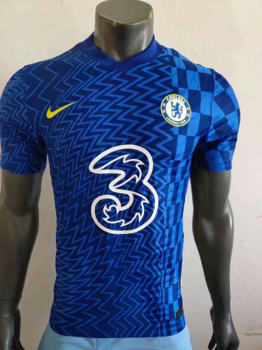 Chelsea Home Player Jersey 21/22
