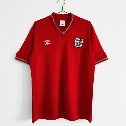 England Retro Away Jersey 1984-87