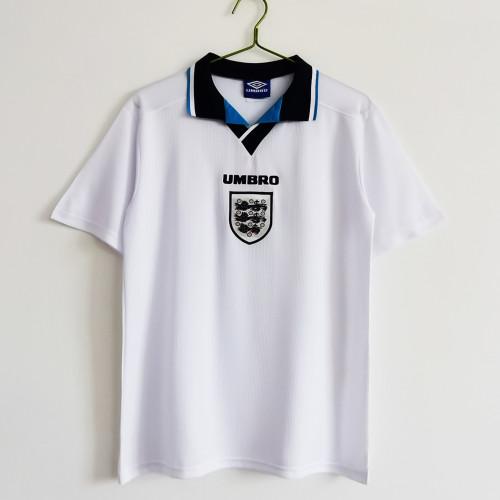 England Retro Home Jersey 1996