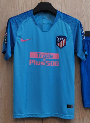 Copy Atletico Madrid Away Man Jersey 18/19 Tops