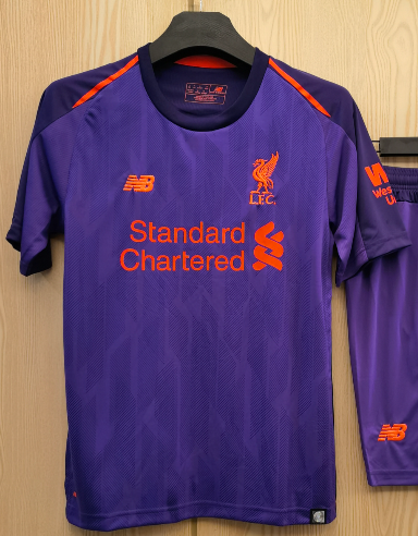 Liverpool Away Man Jersey 18/19 Tops