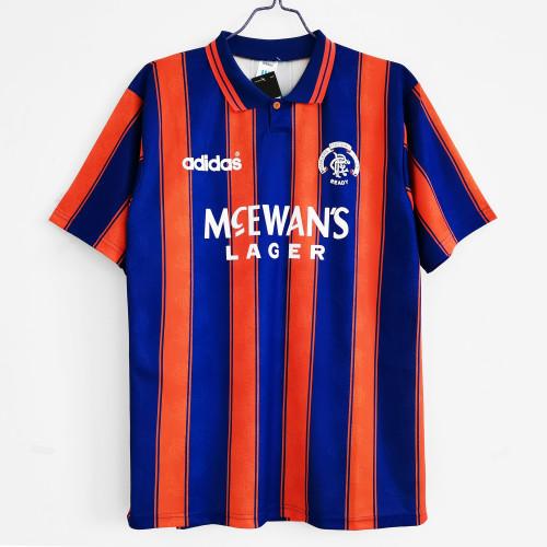 Rangers Away Retro Jersey 1993/94