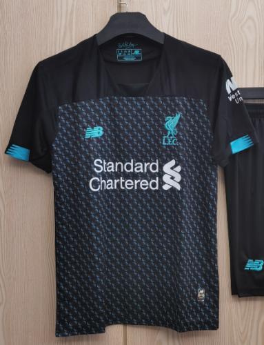 Liverpool Third Man Jersey 19/20 Tops