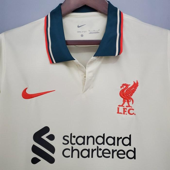 Liverpool Away Man Jersey 21/22