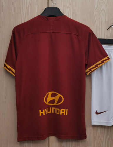 AS Roma Home Man Jersey 19/20 Tops