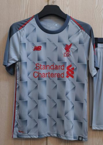 Liverpool Third Man Jersey 18/19 Tops