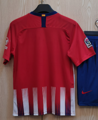 Atletico Madrid Home Man Jersey 18/19 Tops