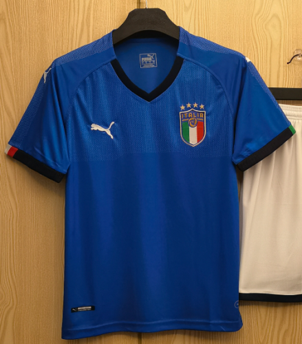 Italy Home Man Jersey 2018