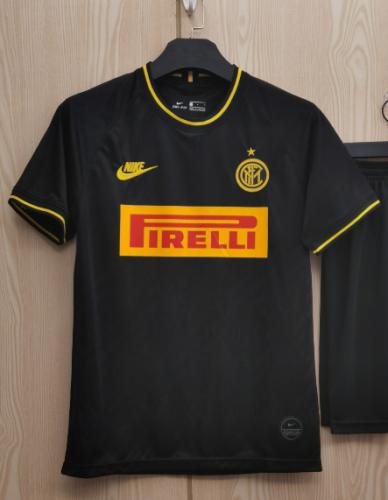 Inter Milan Third Man Jersey 19/20 Tops