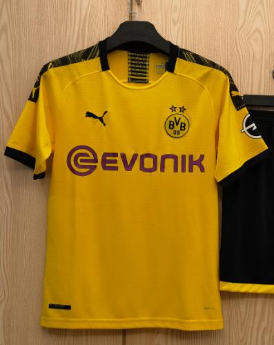 Borussia Dortmund Home Man Jersey 1920 Tops