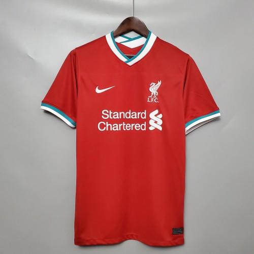 2XL-4XL Liverpool Home Man Jersey 20/21