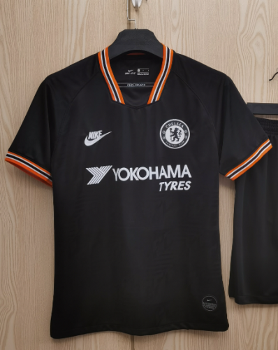 Chelsea Third 7#KANTE 8#LAMPARD Jersey 19/20 Tops