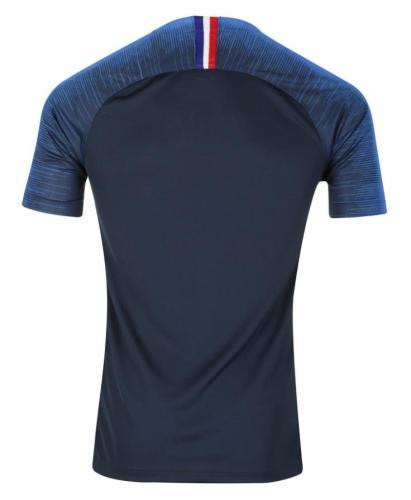 France Home Man Jersey 18/19
