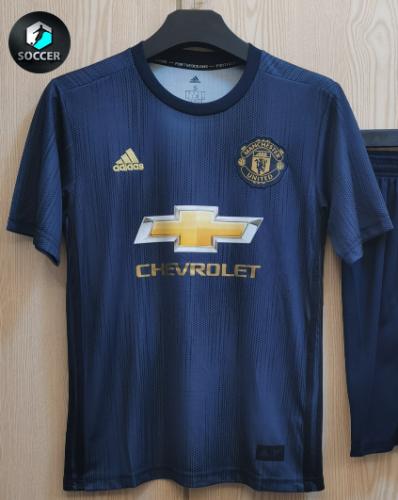 Manchester United Third Man Jersey 18/19 Tops