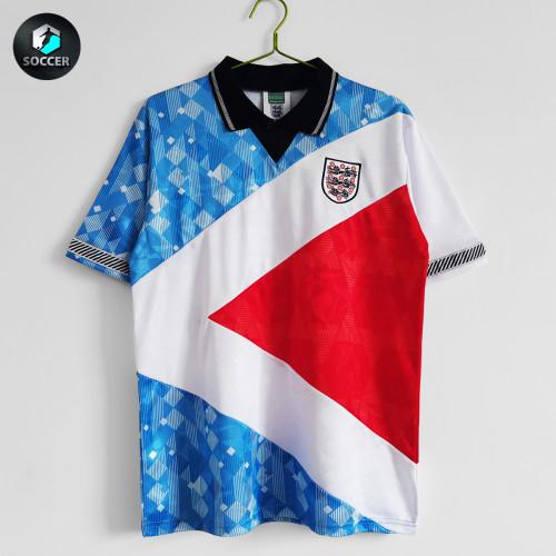 England 1990 Mash Up Retro