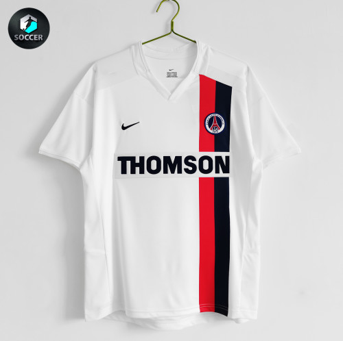 Paris Saint Germain Away Retro Jersey 2002/03