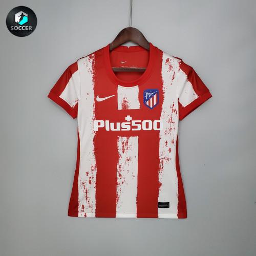 Atletico Madrid Home Women Jersey 21/22