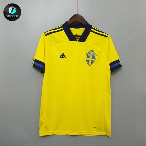 Sweden Home Man Jersey 20/21