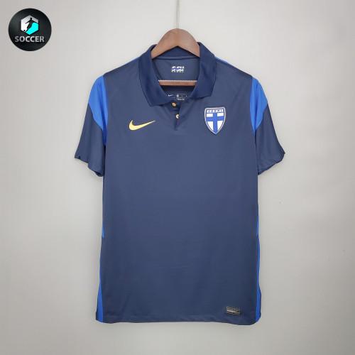 Finland Away Man Jersey 20/21