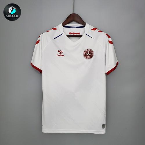 Denmark Away Man Jersey 20/21