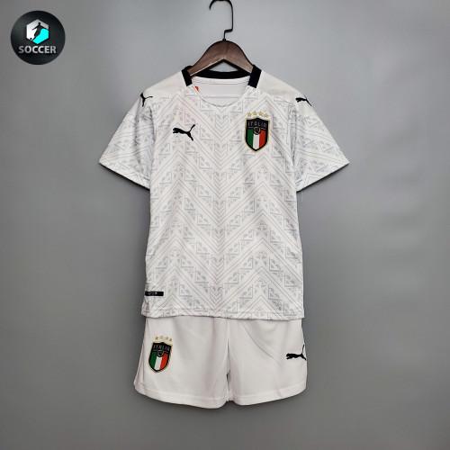 Italy Away Kids Jersey 20/21