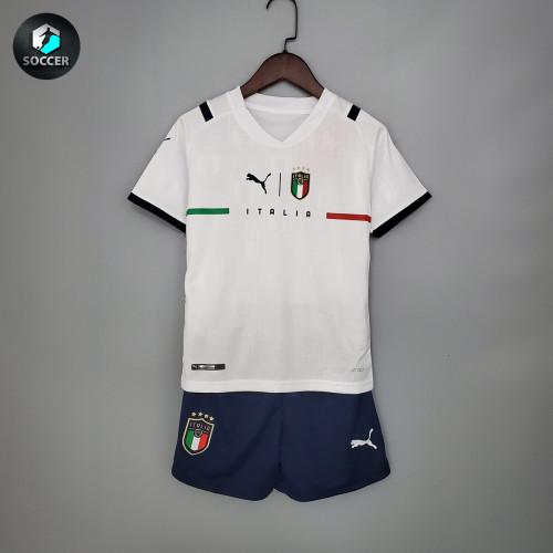 Italy Away Kids Jersey 21/22
