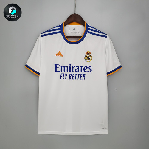 Real Madrid Home Man Jersey 21/22