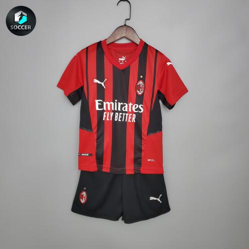 AC Milan Home Kids Jersey 21/22