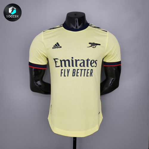 Arsenal Away Player Jersey 21/22