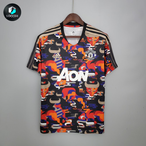 2021 Manchester United Year of the Ox Limited Edition