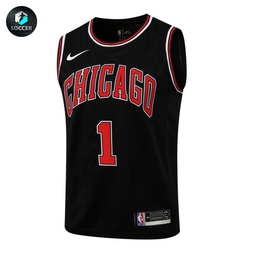 Derrick Rose Chicago Bulls 2020/21 Swingman Jersey