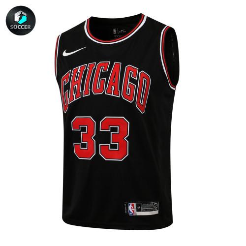Scottie Pippen Chicago Bulls 2020/21 Swingman Jersey