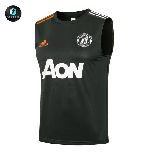 Manchester United Training Jersey 21/22 Green