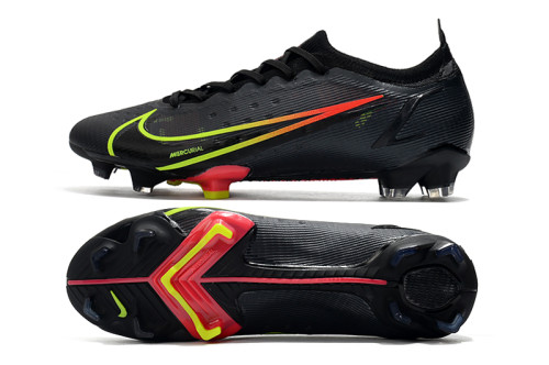 Vapor 14 Elite FG Soccer Shoes Black