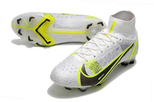 Mercurial Superfly 8 Elite FG Soccer Shoes Gray