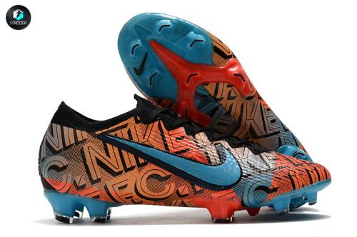 Mercurial Vapor 13 Elite FG Soccer Shoes letter