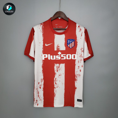 Atletico Madrid Home Man Jersey 21/22