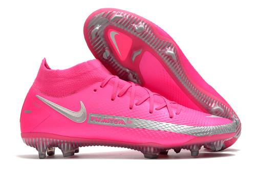 Phantom GT Elite Dynamic Fit FG Soccer Shoes Pink