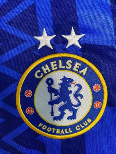 Chelsea Home Champions Jersey 21-22 (2 stars embroidery)