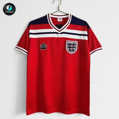 England Retro Away Jersey 1980-83