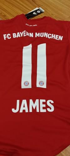 Bayern Munich Home Women Jersey 19/20 Tops