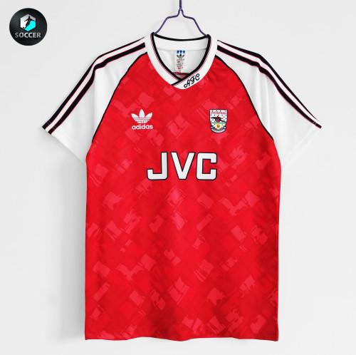 Arsenal Home Retro Jersey 90/92