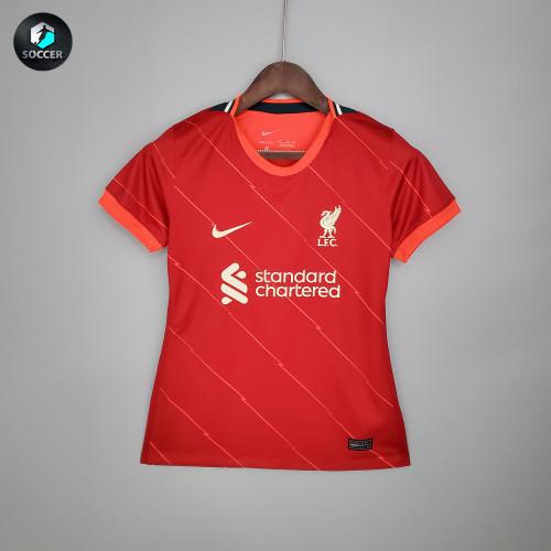 Liverpool Home Women Jersey 21/22