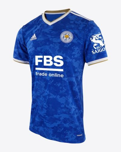 Leicester City Home Man Jersey 21/22