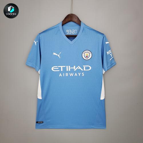 Manchester City Home Man Jersey 21/22