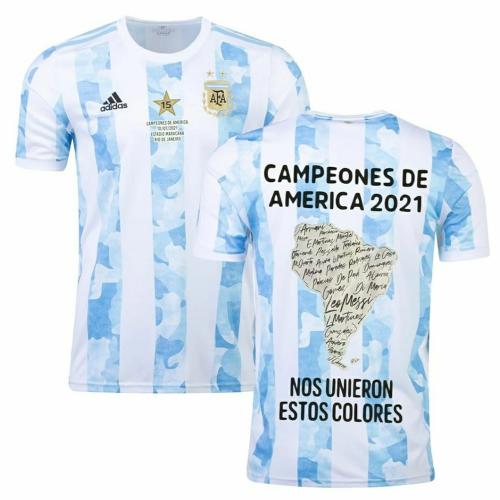 Argentina Champion 2021 Men Jersey